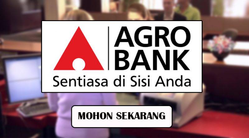 Permohonan Dibuka Bagi Pelbagai Jawatan di Agrobank 2021 ...